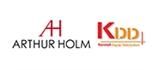 ARTHUR HOLM + KDD
