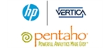 HP + VERTICA + PENTAHO
