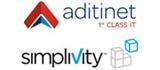 ADITINET + SIMPLIVITY