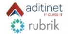 Aditinet+ Rubrik