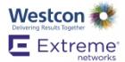 Westcon + Extreme Networks