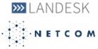 Landesk + Netcom