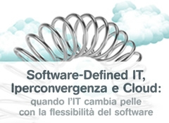 Software-Defined-IT Roma  2017