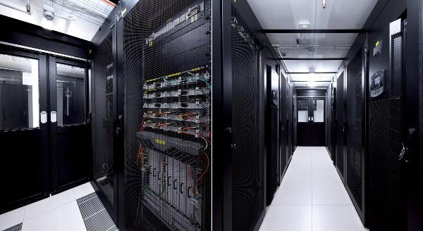 Data Center Clouditalia