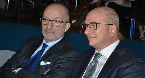 Antonio Santocono ed Enrico Del Sole