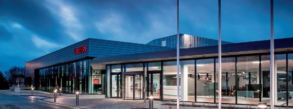 La sede di Dublino di Veritas Technologies