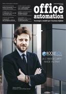 Office Automation luglio-agosto 2017