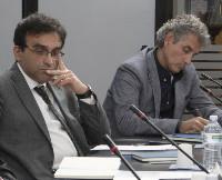 Salvatore Lacronico e Alberto Berti
