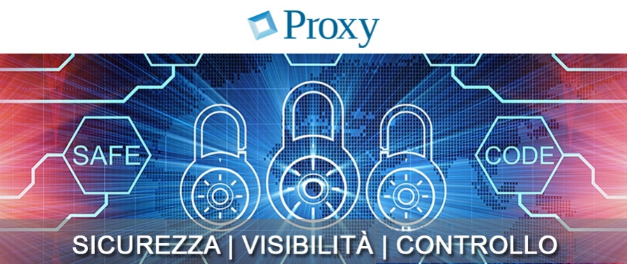 Proxy - boutique dell'innovazione
