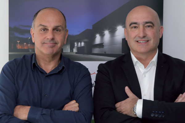 Giulio Boraso (a sinistra), presidente di Attiva, con Lorenzo Zanotto, business unit sales manager di Attiva Evolution