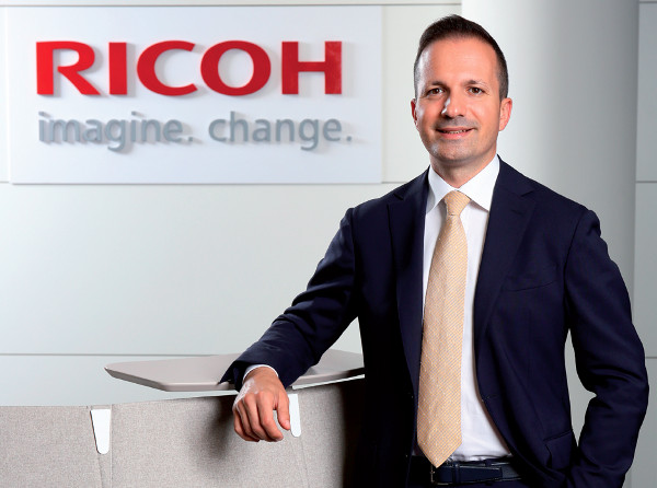 Alberto Mariani, Senior Vice President, Office Services di Ricoh Europe