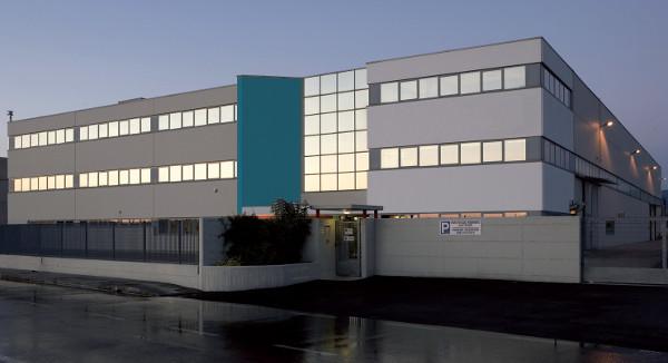 Lo stabilimento Astrel Group a Mossa, in provincia di Gorizia