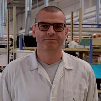 Giorgio Donda, responsabile dello stabilimento Astrel Group di Gorizia