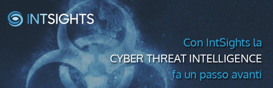 INTSIGHTS - CYBER THREAT INTELLIGENCE