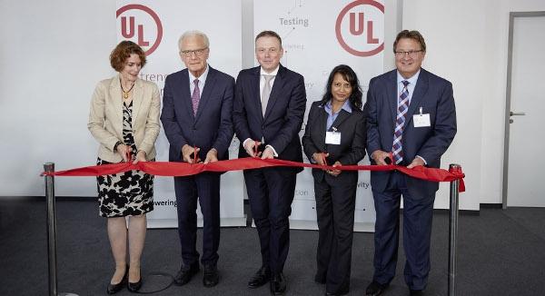 Presentazione di Ingo M. Ruebenach, VP della regione CES in UL