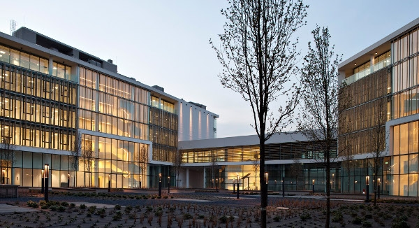 La nuova sede di Konica Minolta Italia nel Green Place di Milano