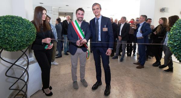 Lorenzo Falchi e Giulio Meghini