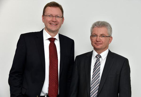 Michael Berger e Max Ertl
