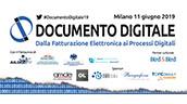 Documento Digitale 2019, Milano 11 Giugno 2019