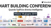 SMART BUILDING CONFERENCE, Milano 18 Giugno 2019