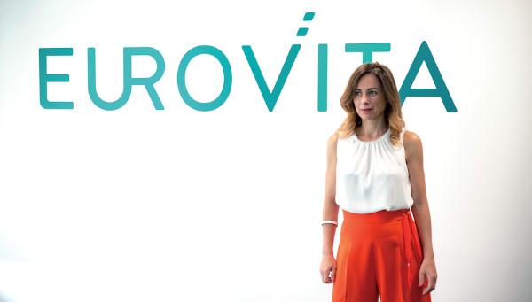 Annalisa Nurzia, Direttore Organizzazione, Sistemi Informativi e Risorse Umane di Eurovita