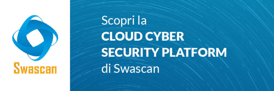 Swascan - Cloud Cyber Security Platofrm