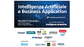 Intelligenza Artificiale e Business Application, Milano 27 Novembre 2019