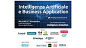 Intelligenza Artificiale e Business Application, Milano 27 Novembre 2019