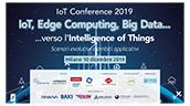 IoT Conference, Milano 10 Dicembre 2019