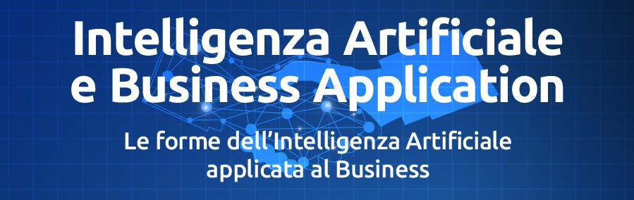 Intelligenza Artificiale e Business Application