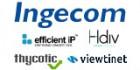 Ingecom - EfficientIP - Hdiv Security - Viewtinet