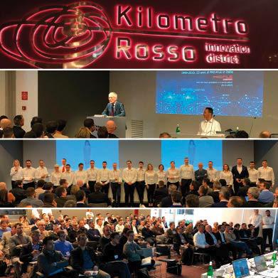 Alcuni momenti dell'evento dedicato al ventennale di PRO.FILE Italia