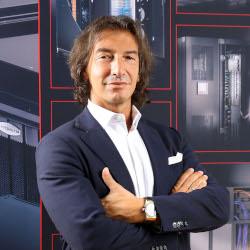 Stefano Marini, Sales Director Italy & Data Center di Tecnosteel