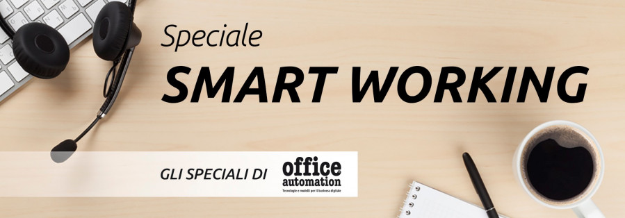 Speciale Smart Working Header