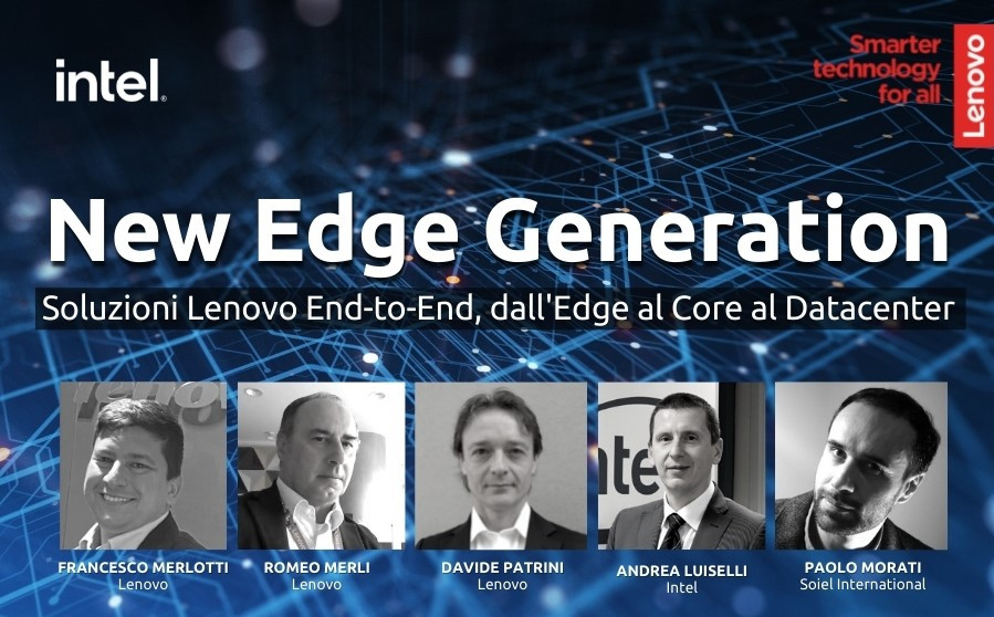 New Edge Generation