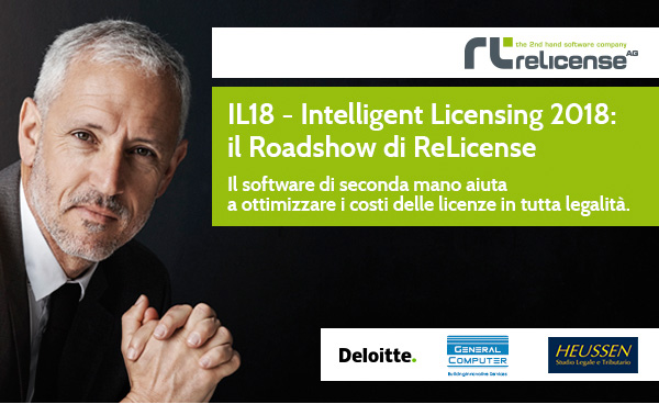 IL18 - Intelligent Licensing 2018