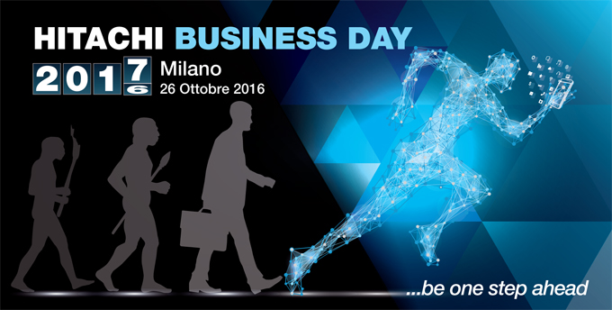 Hitachi Business Day 2016