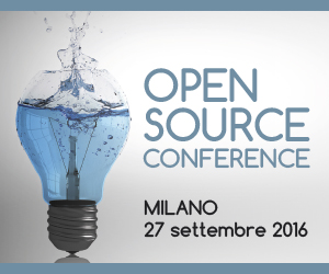 Open Source Conference 2016