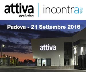 Attiva Evolution Incontra 2016