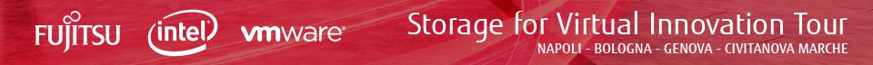 Storage for Virtual Innovation - Fujitsu