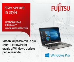 Fujitsu - lifebook U745