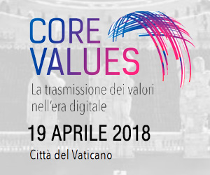 Core Values - 13 ottobre