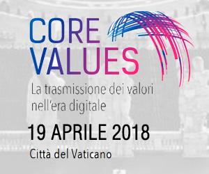 Core Values - 19 aprile