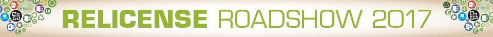 Relicense Roadshow 2017