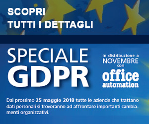 Speciale GDPR