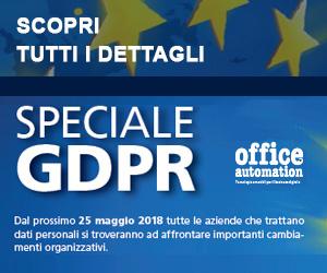 Speciale GDPR