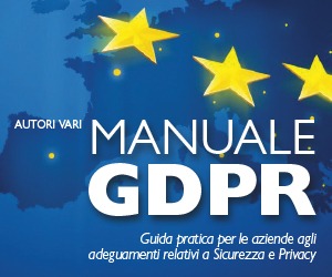 Manuale GDPR