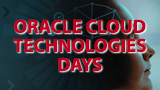 Oracle Cloud technologies Day